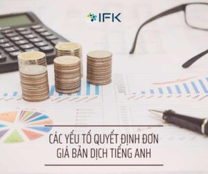 cac yeu to quyet dinh don gia ban dich